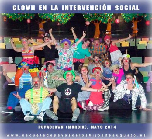 Clown-intervención-social-(Pupaclown,-Murcia,-mayo-2014)